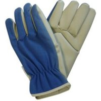 Verve Large Polyvinyl Chloride with Polyester Gloves