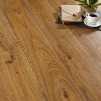 Quick-step Andante Natural Oak effect Laminate flooring 1.72m ² Pack