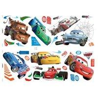 Disney Cars Self Adhesive Wall Stickers (L)700mm (W)250mm