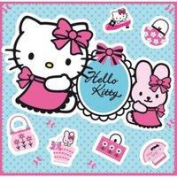 Decofun Hello Kitty Self Adhesive Wall Stickers (L)300mm (W)300mm