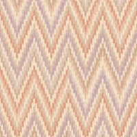 Wall Fashion Origine Orange & purple Geometric Wallpaper