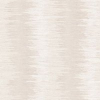 Gold Stitch Taupe Fabric effect Smooth Wallpaper