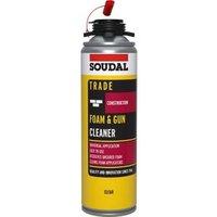Soudal Expanding foam gun cleaner 500ml