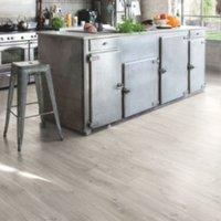 Quick-Step Paso Oak grey effect Matt Waterproof Luxury vinyl tile 2.105 m²