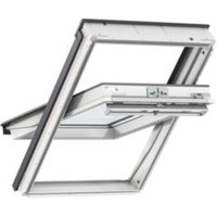 Velux White Timber Centre Pivot Roof Window (H)1180mm (W)1140mm