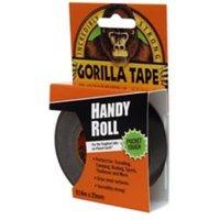 Gorilla Black Duct Tape (L)9m (W)25.4mm