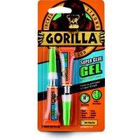 Gorilla Gel Superglue 3g Pack of 2