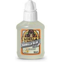 Gorilla Clear Liquid Glue 50L