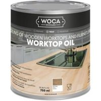 WOCA DK Natural Satin Worktop oil 0.75L