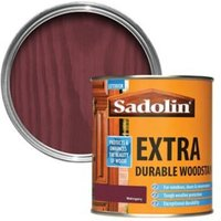 Sadolin Mahogany Conservatories doors & windows Wood stain 0.5L