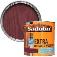 Sadolin Mahogany Conservatories doors & windows Wood stain 2.5