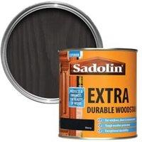 Sadolin Ebony Conservatories doors & windows Wood stain 500