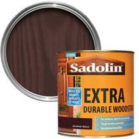 Sadolin Jacobean walnut Conservatories doors & windows Wood stain 1