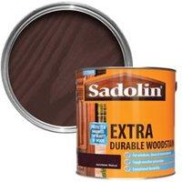 Sadolin Jacobean walnut Wood stain 2.5L