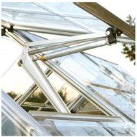 Aluminium Greenhouse Window Auto Vent (H)500mm (D)400mm