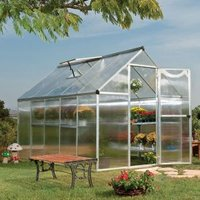 Palram Mythos 6x10 Polycarbonate greenhouse