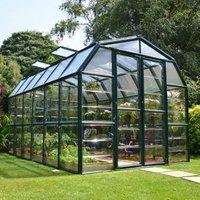 Rion Grand Gardner 8x12 Acrylic Barn Greenhouse