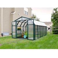 Rion Hobby Gardner 8x12 Acrylic Barn Greenhouse