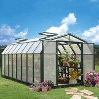Rion Hobby Gardner 8x16 Acrylic Barn Greenhouse
