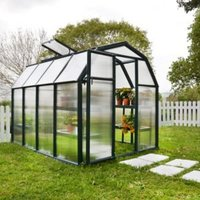 Rion Rion Ecogrow 6x8 Polycarbonate greenhouse