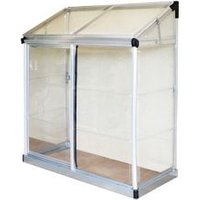 Palram 4x2 Pent Greenhouse