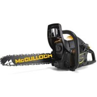 McCulloch CS 340 38cc Petrol Chainsaw