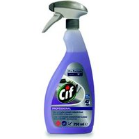 Cif Professional Unscented Disinfectant 0.75L