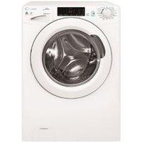 'Candy Gsv H9a2te-80 White Freestanding Heat Pump Tumble Dryer  9kg