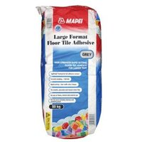 Mapei Large format Ready mixed Grey Floor Tile Powder Adhesive 20kg