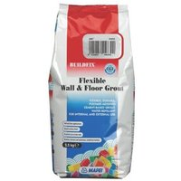 Mapei Flexible Grey Wall & floor Grout 2.5kg