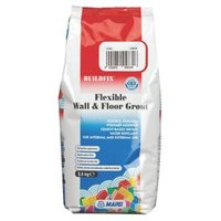 Mapei Flexible Ivory Wall & floor Grout 2.5kg