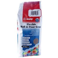 Mapei Brown Floor & wall Tile Grout 2.5kg