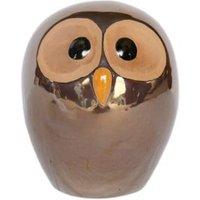 Verve Brown Owl Garden Ornament