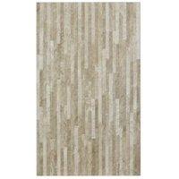 Haver Sand & chalk mix Matt Sandstone effect Ceramic Wall tile Pack of 6 (L)300mm (W)600mm