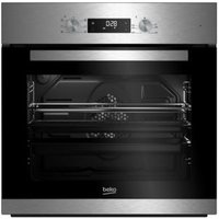 Beko BQE22300X Black & stainless steel Electric Multifunction single oven