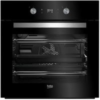 Beko BQM24301BCS Black Built-in Electric Single Multifunction Oven