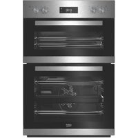 Beko BDQF22300X Stainless steel Built-in Electric Double Multifunction Oven