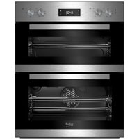 Beko BTQF22300X Stainless steel Built-in Electric Double Multifunction Oven