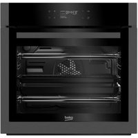 Beko BQM29500DXP Black Electric Oven