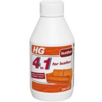 HG 4 In 1 Leather Treatment and Cleaner  250 ml