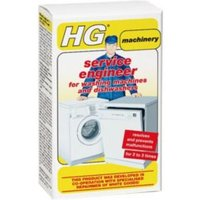 HG Service Engineer Washing machine & dishwasher cleaner 200 ml
