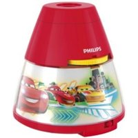 Cars Red Projector & Night Light