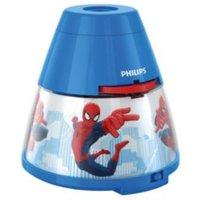 Spider-Man Blue Projector & Night Light