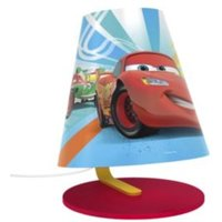 Cars Multicolour Table Lamp
