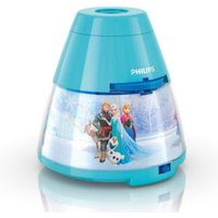 Disney Frozen Blue Projector Lamp
