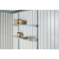 Highline & AvantGarde Wall mountable Shelf set (W)720mm (D) 435mm  Pack of 2