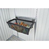 Highline & AvantGarde Wall mountable Black Suspension basket (W)670mm (D) 340mm