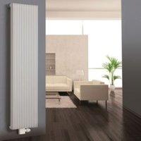 Ximax Atlas Vertical Designer radiator White (H)1800 mm (W)530 mm