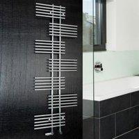 Ximax Ximax Parallel-Rail Towel Warmer (H)1762mm (W)650mm