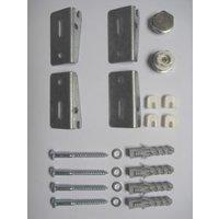 Ximax Vertirad Deluxe Vertical Designer radiator White (H)595 mm (W)1500 mm